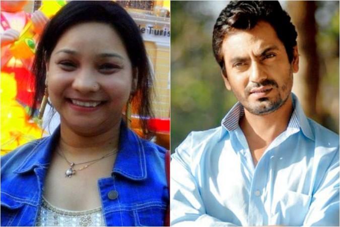 Nawazuddin Siddiqui first girlfriend Sunita Rajwar