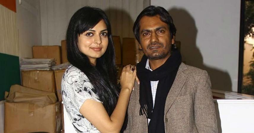 Nawazuddin Siddiqui and Niharika Singh