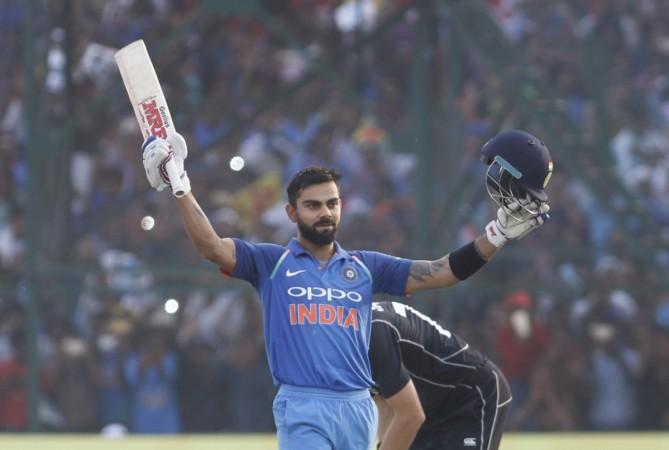 India vs NZ 2nd T20I