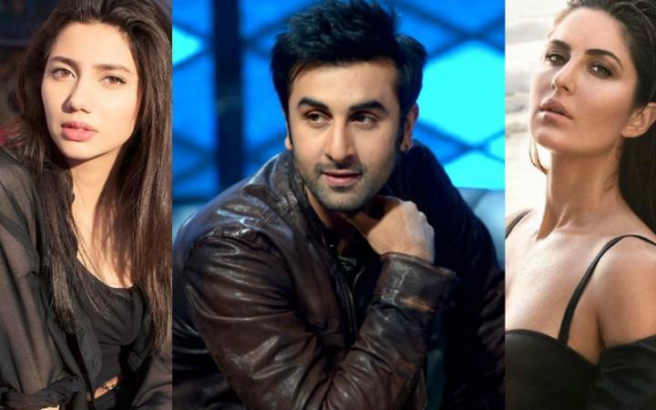 """Mahira Khan Grooves to Katrina Kaif's Kaala Chashma"""""""