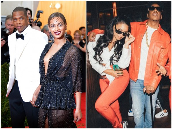 Beyoncé And Jay-Z Nailed Their Biggie And Lil' Kim Couples Costume