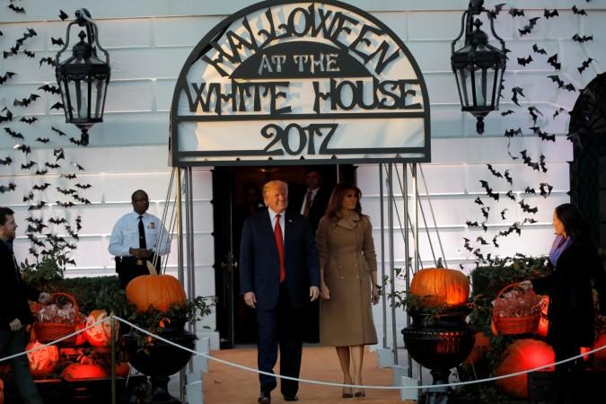 white house halloween 2017 зурган илэрцүүд