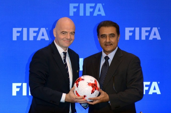 Delhi High Court set aside the election of AIFF President Praful Patel