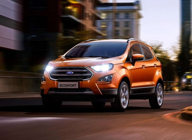 Ford EcoSport Facelift to launch on November 9