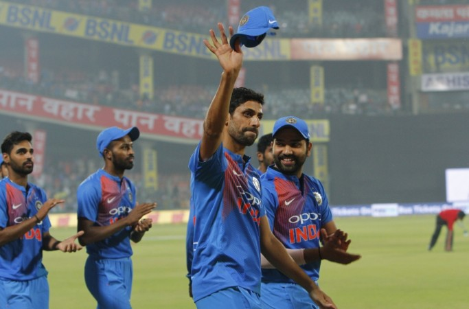 Ashish Nehra, India cricket