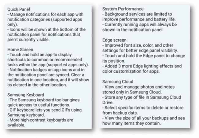 Samsung Galaxy S8 Android 8.0 Oreo beta
