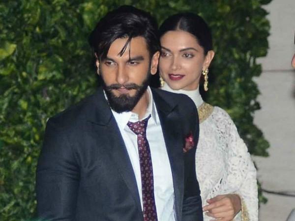 Deepika Padukone and Ranveer Singh