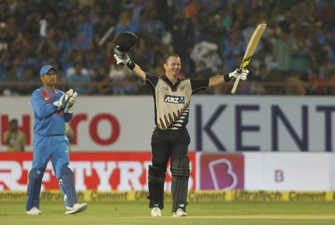 Colin becomes first man to smash three T20 global centuries