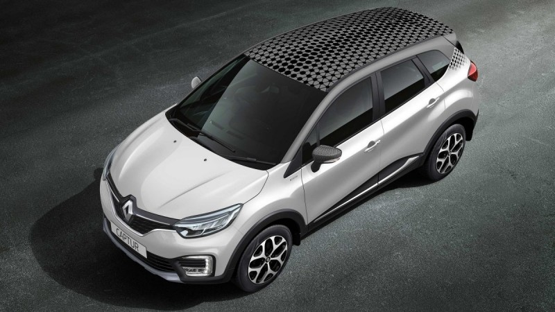 Renault launches new SUV model Captur