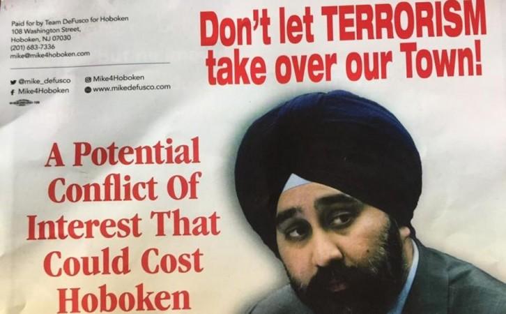 Sikh flyer