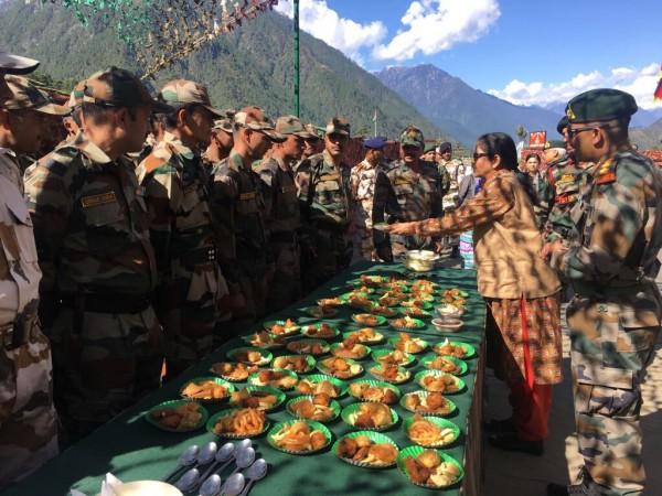 Nirmala Sitharaman visit to Arunachal Pradesh