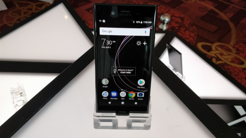 Could this be the end of Sony Mobile's dated blocky designs?