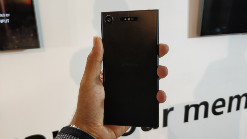 Sony smartphone with Snapdragon 845 SoC, dual-camera leaked