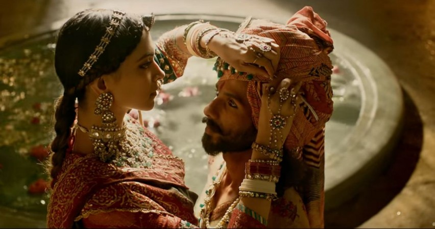 Shahid Kapoor finally opens up on the 'Padmavati' row