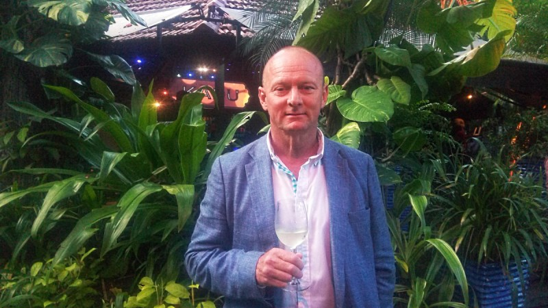 Sula Vineyards COO Nick Pringle