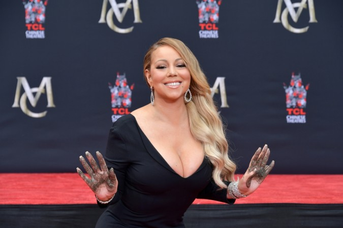 Mariah Carey accused of sexually harassing former security guard
