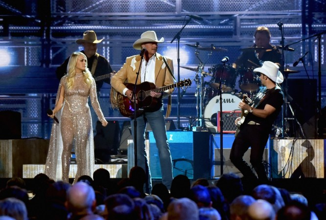 The 51st annual country music association awards show for How many country music awards are there