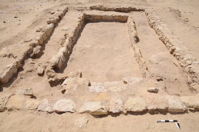 ancient gymnasium, Egypt,