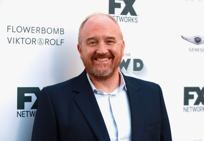 Louis CK Accused of Masturbating in Front of Women