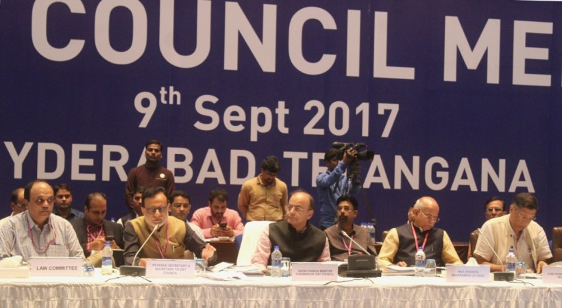 GST Council to meet today; discuss roll out of e-way bill