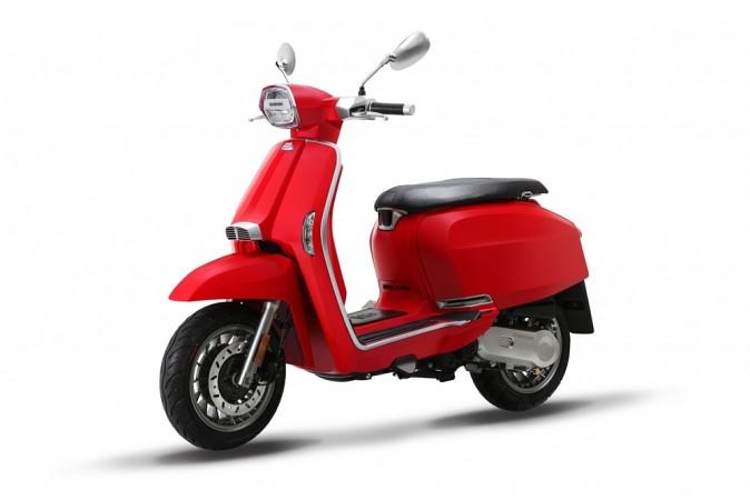 Lambretta scooters
