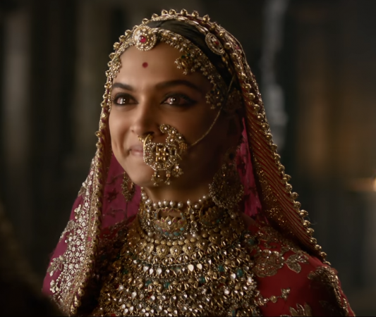 Padmaavat: Deepika Padukone REACTS to box office collection of Bhansali's magnum opus