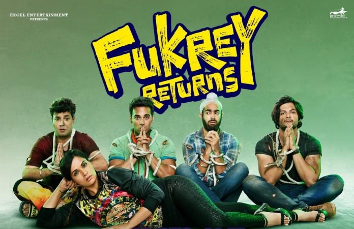 Fukrey returns trailer