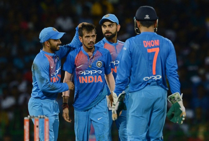 Cricket Indian Team Images: MS Dhoni Still A Leader Of The Indian Team, Says Rohit Sharma