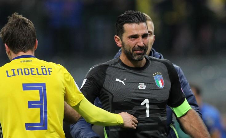 Gianlugi Buffon