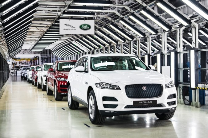 JLRIL commences local manufacturing of SUV F-Pace