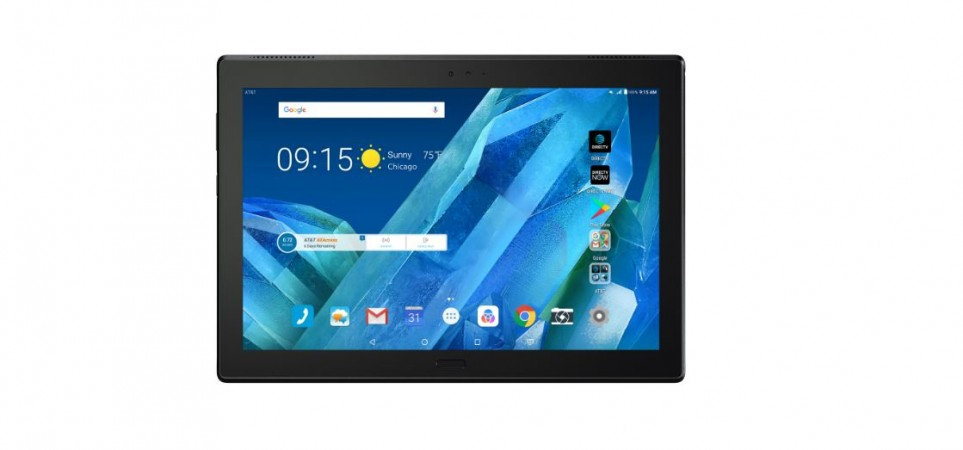 Motorola, Moto Tab, features, price, specifications, launch, availability, AT&T offers