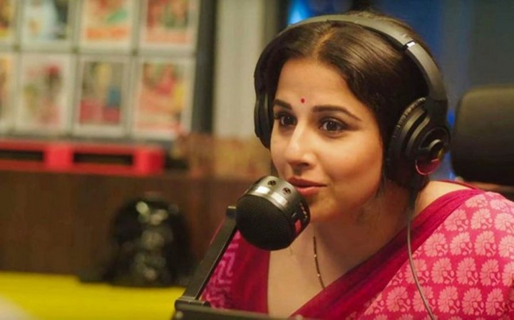 Tumhari Sulu Review: Vidya Balan recreates Munnabhai magic..