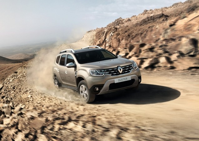 All-New Renault Duster Debuts With 145 HP 2-Liter