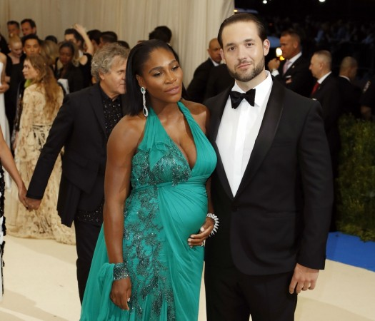 Serena Williams & Alexis Ohanian set to Wednesday  on Thursday in $1m Celebration