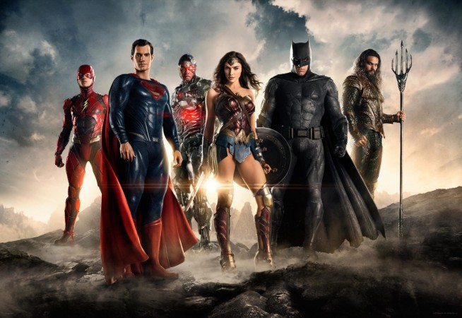 Korea Box Office: 'Justice League' on Top as Foreign Films Dominate