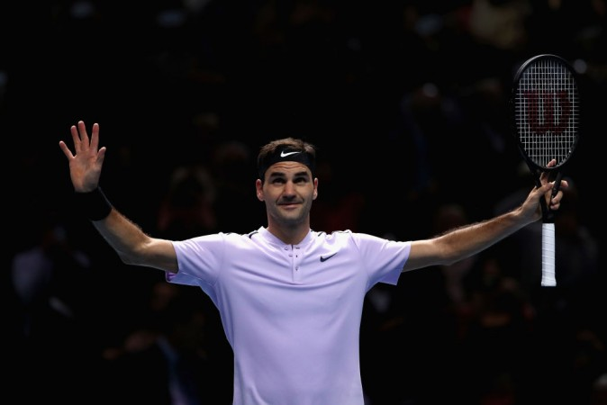 Roger Federer plans revealed ahead of ATP World Tour Finals semi