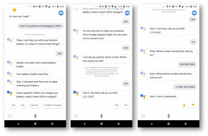 Lens is now available for the Google Assistant