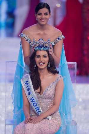 Miss World 2017 Winner Priyanka Chopra Sushmita Sen