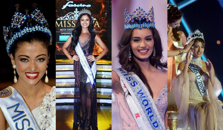 Manushi Chhillar wins Miss World 17 years after Priyanka Chopra