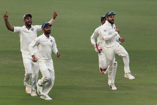 No surprises in India squad for South Africa Tests
