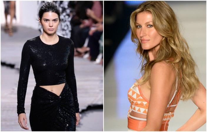 Kendall Jenner beats out Gisele as highest paid model