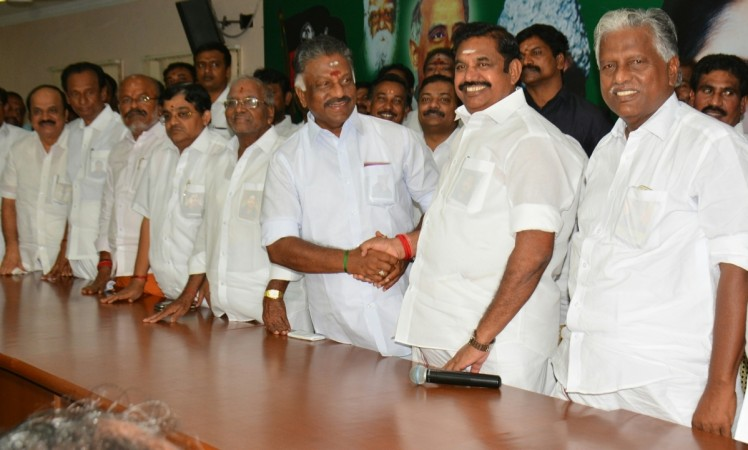 OPS camp wins AIADMK party symbol