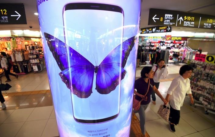 Samsung Galaxy S8, Galaxy S9, Lilac Purple