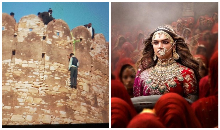 'Padmavati' controversy: Body of man found hanging at Naharagarh Fort