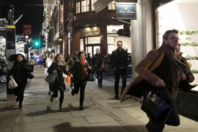 Oxford Circus tube station incident draws police response