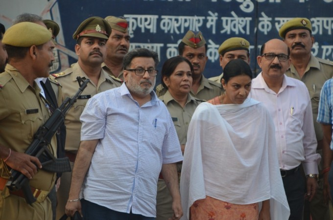Aarushi case: Hemraj's wife moves Supreme Court against Talwar couple's acquittal
