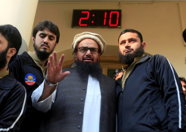 26/11 mastermind JuD chief Hafiz Saeed to contest 2018 Pakistan general elections