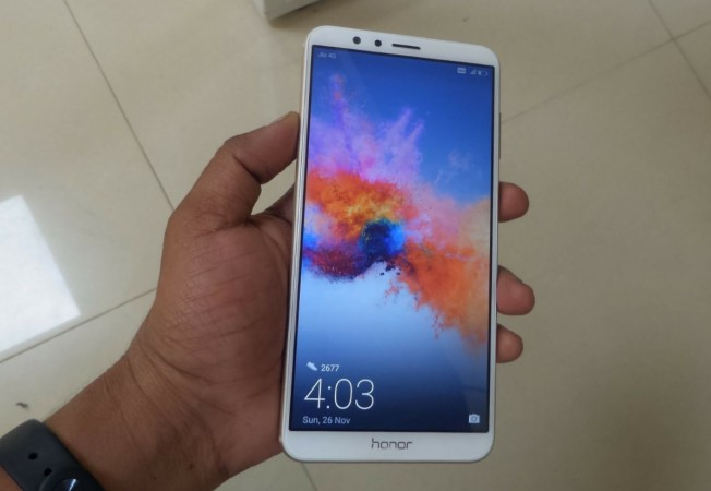 Huawei, Honor 7X, first impression