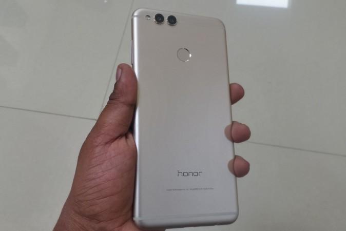 Huaweu, Honor 7X, India launch, first impression