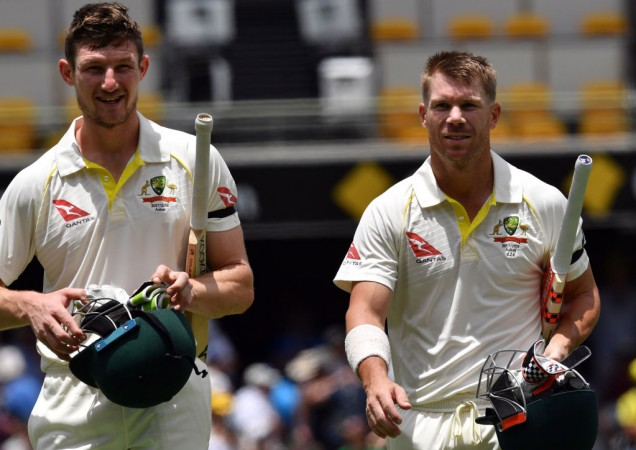 Cricket Australia probe Warner, de Kock first Test row